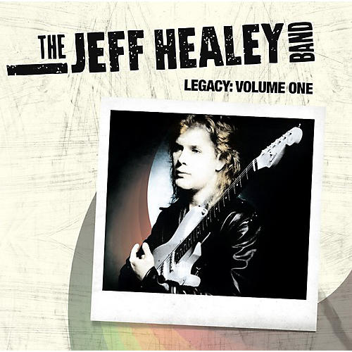 Alliance Jeff Healey - Legacy 1