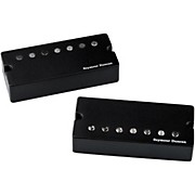 Seymour Duncan Jeff Loomis Blackout 7-String Set Humbucker Guitar Pickups with Active Mount