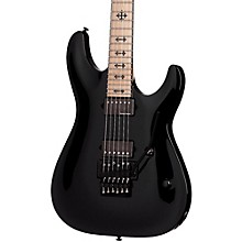 Schecter Guitar Research Jeff Loomis JL-6 with Floyd Rose Electric Guitar Level 1 Black