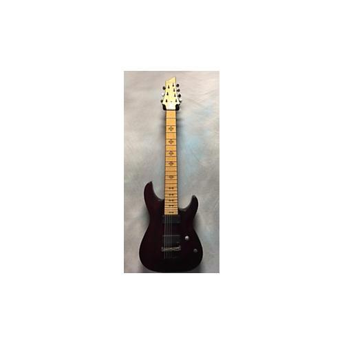 Schecter Guitar Research Jeff Loomis Signature Electric Guitar Burgundy