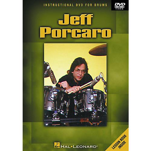 Hal Leonard Jeff Porcaro Drum DVD-thumbnail