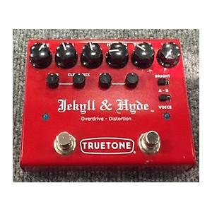 Pre-owned Truetone Jekyll and Hyde Effect Pedal by Truetone