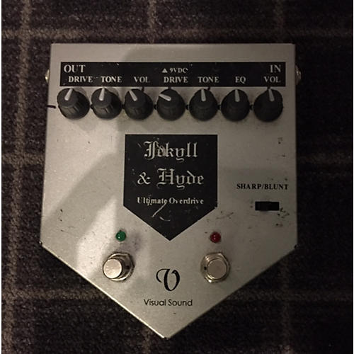 Visual Sound Jekyll & Hyde Effect Pedal