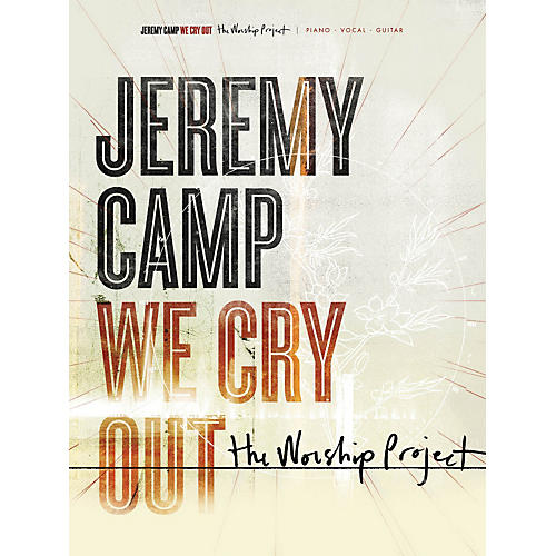 Hal Leonard Jeremy Camp - We Cry Out: The Worship Project PVG Songbook-thumbnail