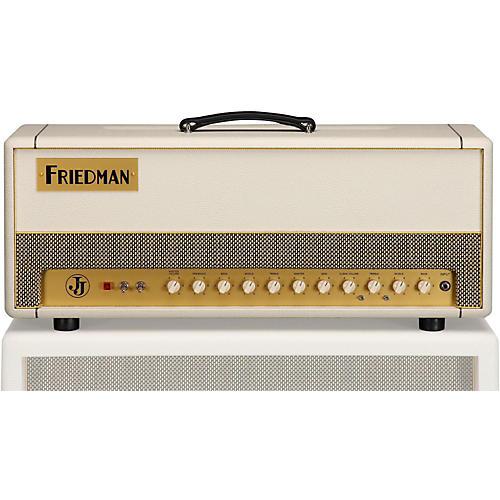 Friedman Jerry Cantrell Signature 100W Tube Guitar Head White Tolex