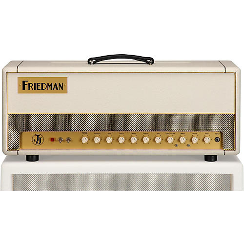 Friedman Jerry Cantrell Signature 100W Tube Guitar Head White Tolex-thumbnail