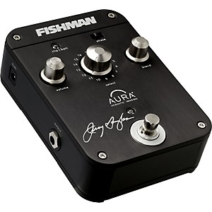 Fishman Jerry Douglas Signature Aura Imaging Effects Pedal for Resonator Gu... by Fishman