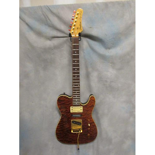 Tradition Jerry Reid Solid Body Electric Guitar-thumbnail