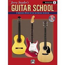 Alfred Jerry Snyder's Guitar School Method Book 1