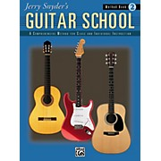 Alfred Jerry Snyder's Guitar School Method Book 2 Book