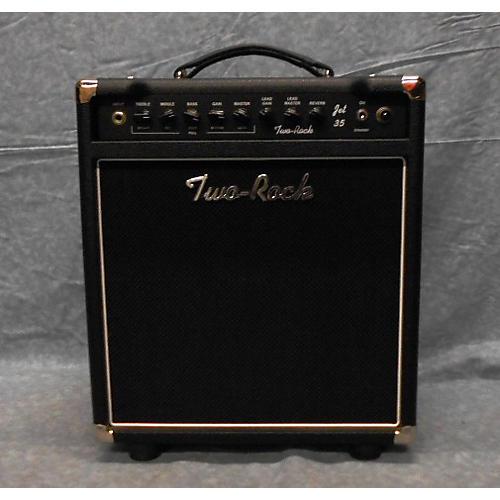 used two rock jet 35 tube guitar combo amp guitar center. Black Bedroom Furniture Sets. Home Design Ideas