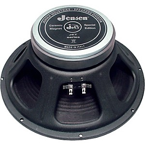 Jensen Jet Electric Lightning 12 inch 75 Watt Guitar Speaker by Jensen