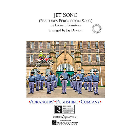 Arrangers Jet Song Marching Band Arranged by Jay Dawson