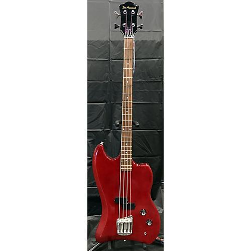 DeArmond Jet Star Electric Bass Guitar