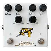 Jetter Gear Jetdrive Overdrive Guitar Effects Pedal