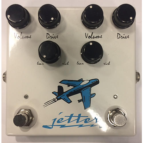 Jetter Gear Jetdrive Ultimate Effect Pedal-thumbnail
