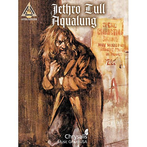 Hal Leonard Jethro Tull - Aqualung Guitar Tab (Book)
