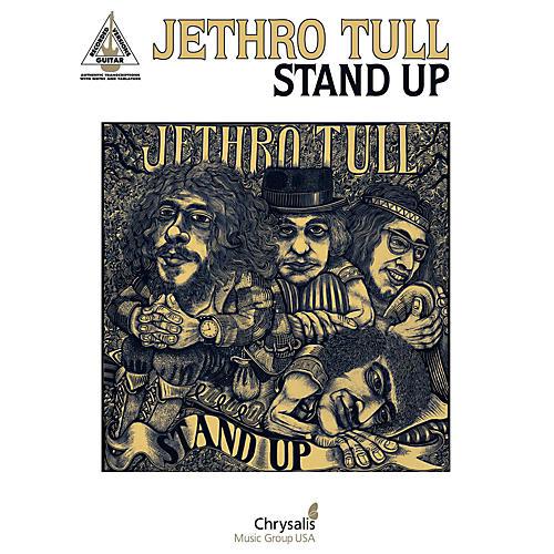 Hal Leonard Jethro Tull - Stand Up Guitar Tab Songbook-thumbnail