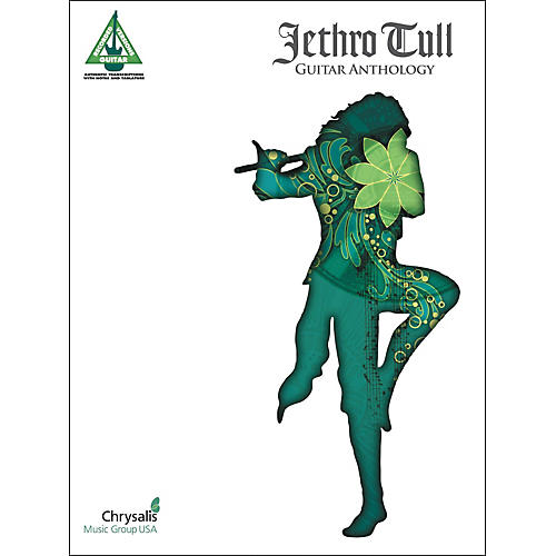 Hal Leonard Jethro Tull Guitar Anthology Guitar Tab Songbook-thumbnail