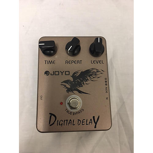 Joyo Jf-08 Digital Delay Effect Pedal-thumbnail