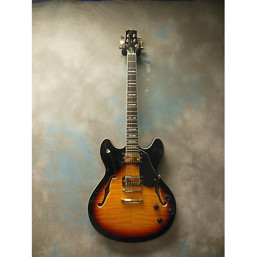 Peavey Jf1ex Hollow Body Electric Guitar