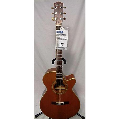 used fender jg26s acoustic electric guitar vintage natural guitar center. Black Bedroom Furniture Sets. Home Design Ideas