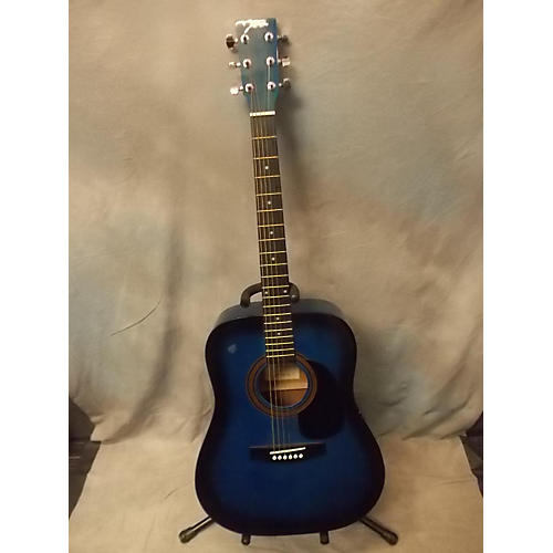 Johnson Jg610 Acoustic Guitar