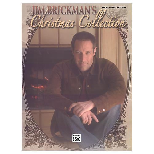 Alfred Jim Brickman's Christmas Collection PVC Book-thumbnail