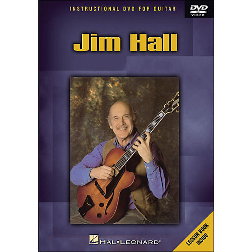 Hal Leonard Jim Hall DVD