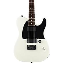 Jim Root Signature Telecaster Electric Guitar White Rosewood Fretboard