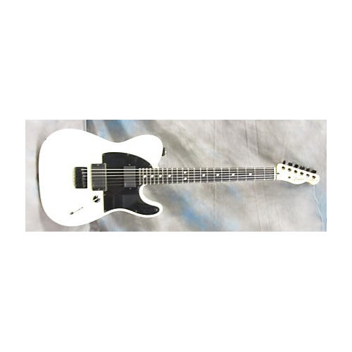 Fender Jim Root Signature Telecaster White Electric Guitar White