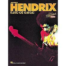 Hal Leonard Jimi Hendrix - Band of Gypsys Complete Scores Book