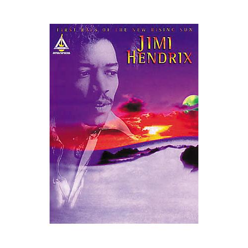 Hal Leonard Jimi Hendrix - First Rays of the New Rising Sun-thumbnail