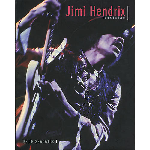 Backbeat Books Jimi Hendrix - Musician Book