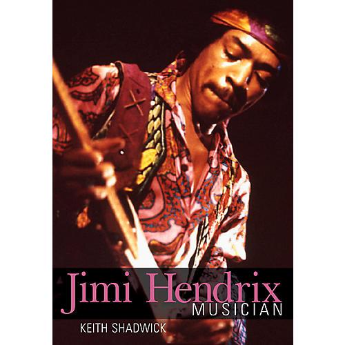 Hal Leonard Jimi Hendrix - Musician-thumbnail