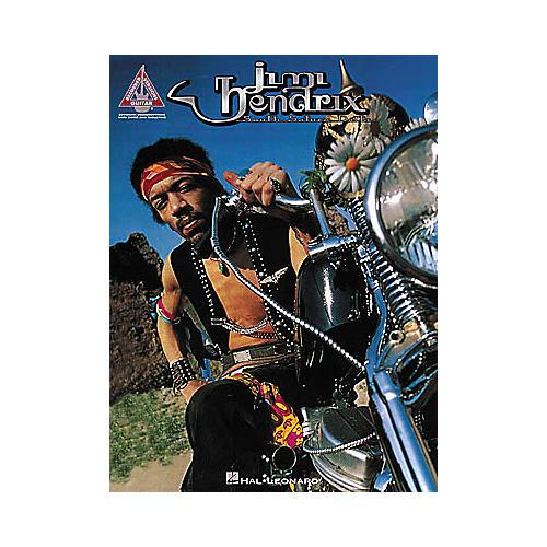 Hal Leonard Jimi Hendrix - South of Saturn-thumbnail