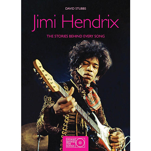 Music Sales Jimi Hendrix - Stories Behind Every Song-thumbnail
