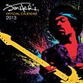 Browntrout Publishing Jimi Hendrix 2013 Square 12X12 Wall Calendar-thumbnail