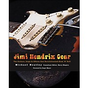 Hal Leonard Jimi Hendrix Gear Book