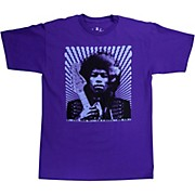 "Fender Jimi Hendrix ""Kiss the Sky"" T-Shirt"