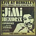 Gear One Jimi Hendrix Live Metal Sign  Thumbnail