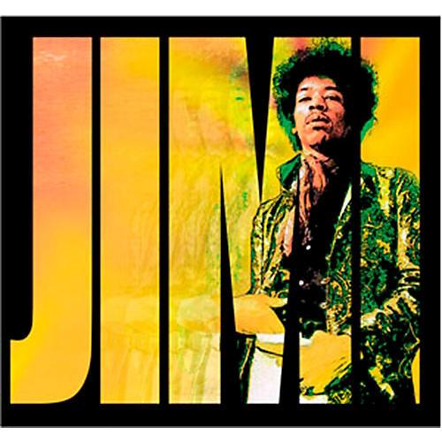 C&D Visionary Jimi Hendrix Logo Sticker-thumbnail