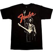 """Fender Jimi Hendrix """"Peace Sign"""" T-Shirt"""