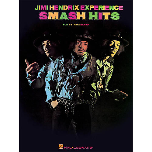 Hal Leonard Jimi Hendrix Smash Hits For Banjo-thumbnail