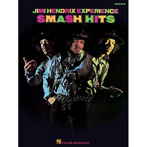 Hal Leonard Jimi Hendrix Smash Hits For Ukulele-thumbnail