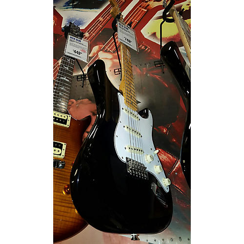 Fender Jimi Hendrix Stratocaster Electric Guitar Black
