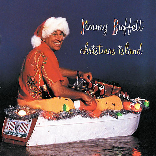 Universal Music Group Jimmy Buffett - Christmas Island CD-thumbnail