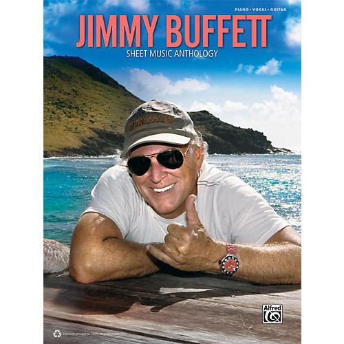 Alfred Jimmy Buffett - Sheet Music Anthology Book-thumbnail