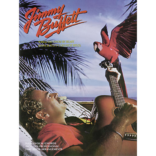 Alfred Jimmy Buffett - Songs You Know By Heart Piano, Vocal, Guitar Songbook-thumbnail