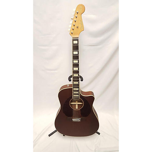 Fender Jimmy Dale Signature Kingman SCE Acoustic Electric Guitar